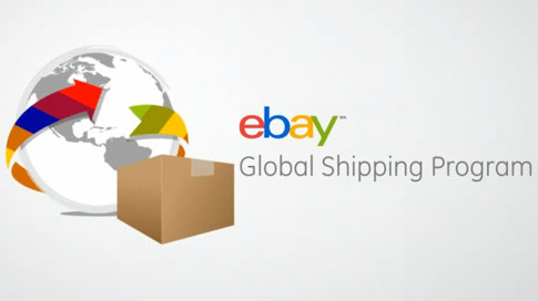 Global Shipping Program di eBay