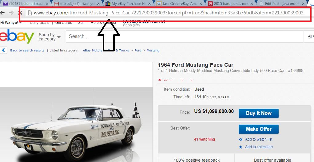 cara-melihat-link-barang-di-ebay